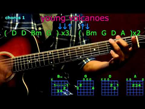 Guitar young volcanoes guitar chords : uma thurman guitar chords Tags : uma thurman guitar chords guitar ...