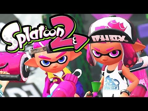 Splatoon 2 - Global Testfire #05 - Nintendo Switch Gameplay - NEW Splat Dualies & Maps - Live Stream