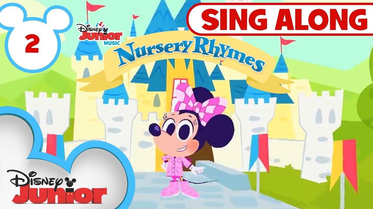 Sing Along Nursery Rhymes Part 2 🎶 Disney Junior Music