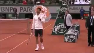 Novak Djokovic   Funny Moments in 2016✔