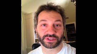 Ask a Grown Man  Judd Apatow on Vimeo