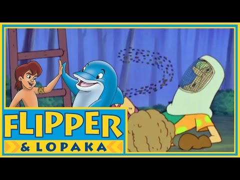 Flipper - Intro - Titelsong - Cartoon - german from YouTube · Duration:  1 minutes 36 seconds