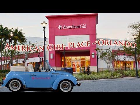Visit American Girl Place - Florida Mall, Orlando