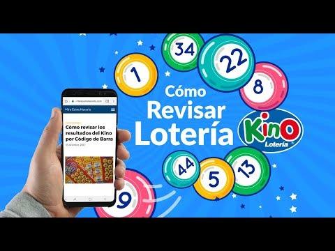 Cómo Revisar Loteria Kino