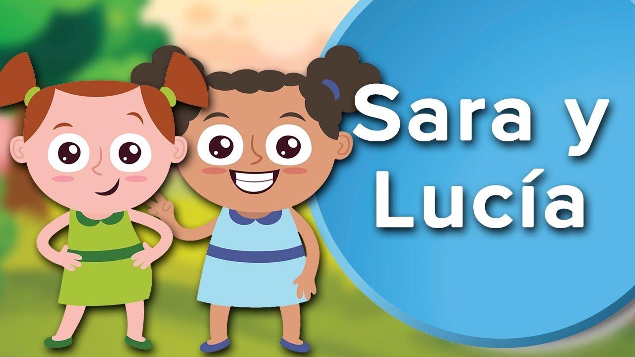 87477cd74 Sara y Lucía | Cuento infantil para fomentar la sinceridad en los niños 👯