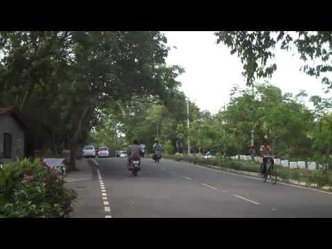 Andhra University Campus