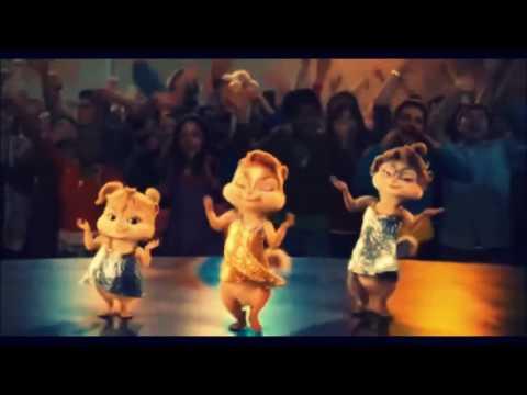 Alvin e os equilos cantando Loka Simone e Simaria ft Anitta