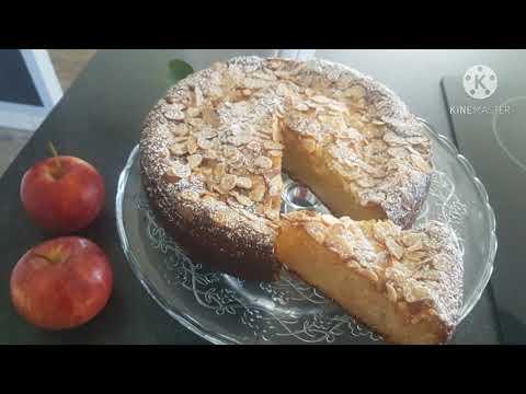 gâteau-pomme-et-mascarpone