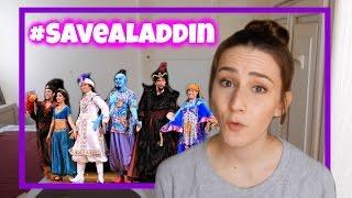 """Frozen"" replacing ""Aladdin: A Musical Spectacular""?"