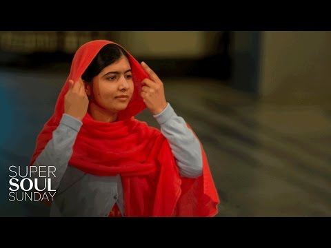 How Nobel Peace Prize Winner Malala Yousafzai Celebrated Her 18th Birthday | SuperSoul Sunday | OWN