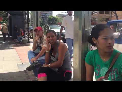 Caracas amanece con colas para surtir combustible #2Nov