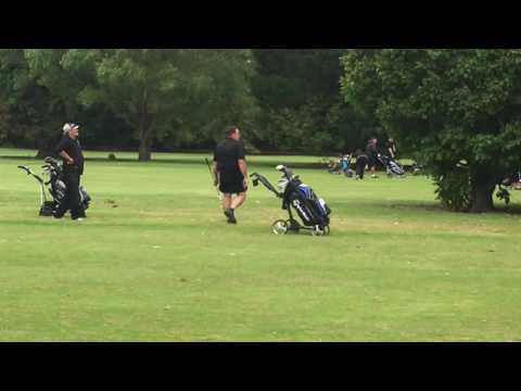 Charity golf event a success
