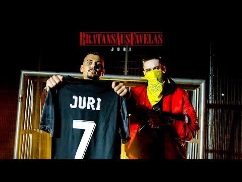 JURI - Bratans aus Favelas (Prod. by Barish Beats)