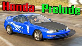 ตำนานรถซิ่ง ยุค90 (1994 Honda Prelude SI - Forza Horizon 4)