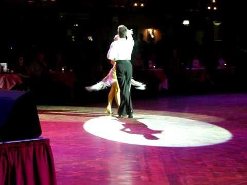 James & Ola Jordan Rumba to Fields of Gold, Dancing Blackpool Tower Ballroom