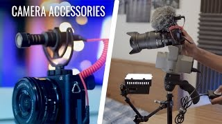 Video Must Have Camera Accessories UNDER $50! download MP3, 3GP, MP4, WEBM, AVI, FLV September 2018