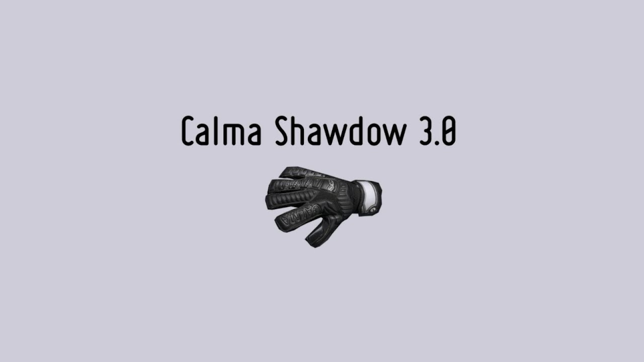 881556289 Goalkeeper Glove Review: Calma Shadow 3 0 - YouTube