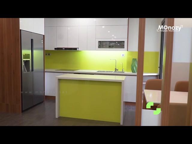 Quay phim công trình nội thất thiết kế hoàn thiện Vinhomes - Monozy studio