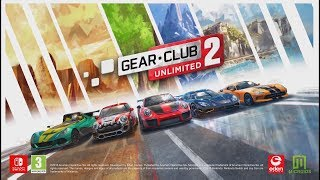 Gear.Club Unlimited 2 - Reveal Teaser [Nintendo Switch]