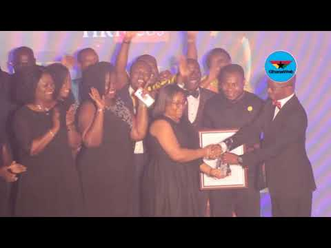 HR Focus Awards: MTN Ghana wins Best Organisation in Organisational Culture