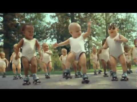 Babies Crew Dance on Nepali Song.flv