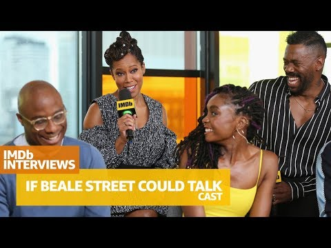 Barry Jenkins' 'If Beale Street Could Talk' Stars Were Eager to Work With Him | TIFF 2018