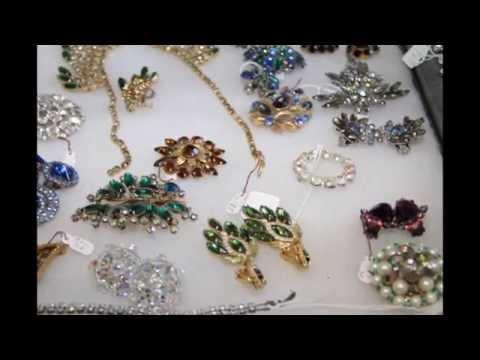 Vintage Jewelry - Vintage Jewelry Marks - Vintage Jewelry Chicago