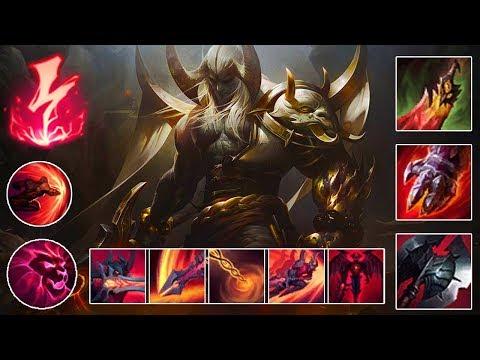 Aatrox Montage 6 - Best Aatrox Plays | League Of Legends Mid