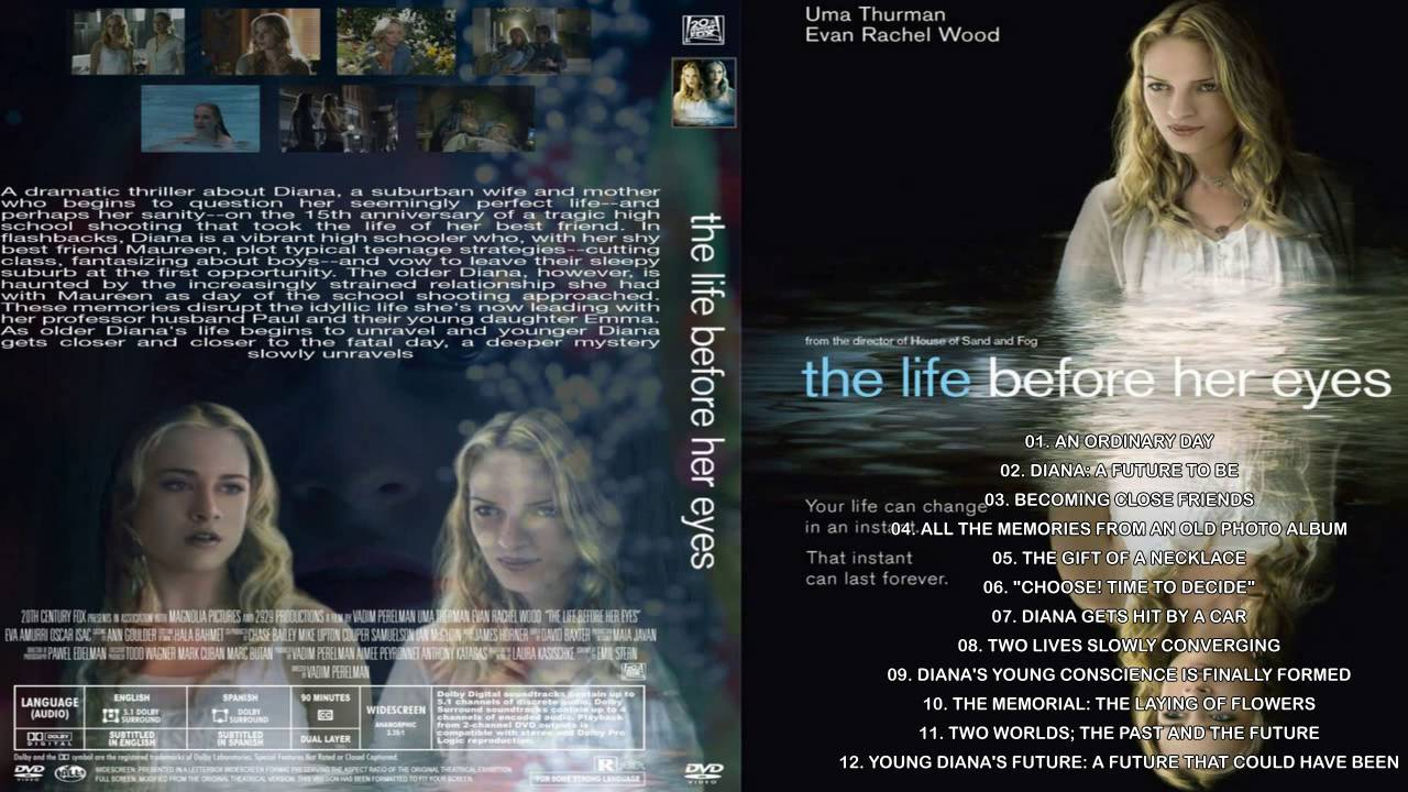 The Life Before Her Eyes Movie Soundtrack 2008   Tracklist   Release     The Life Before Her Eyes Movie Soundtrack 2008   Tracklist   Release Date    YouTube