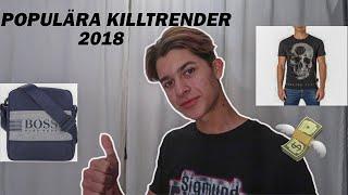 HISS & DISS POPULÄRA KILLTRENDER 2018