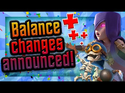 BALANCE UPDATE INCOMING | INSANE WITCH BUFF!!!!