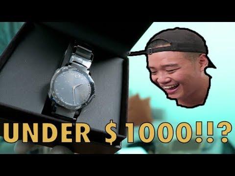 Best Watch Under $1000 Movado Sapphire