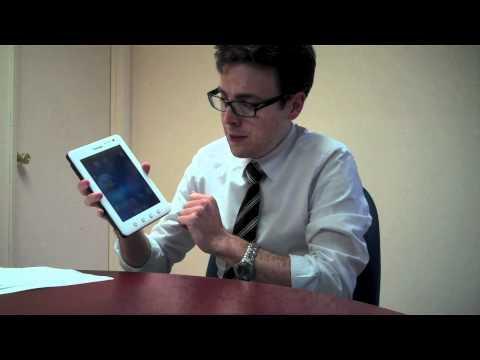 Test Bed: ViewSonic ViewPad 7e