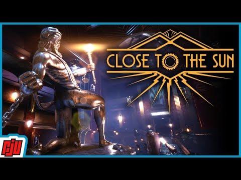 Close To The Sun Part 2 | PC Horror Game | Gameplay Walkthrough