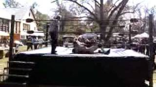The Real Deal Jake Slater Vs. Sal at Ocilla sweet potato festival