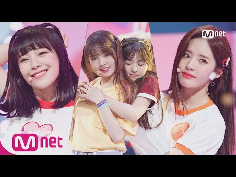 [fromis_9 - DKDK] Comeback Stage | M COUNTDOWN 180607 EP.573