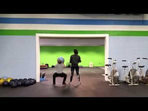 Partner Wall Balls
