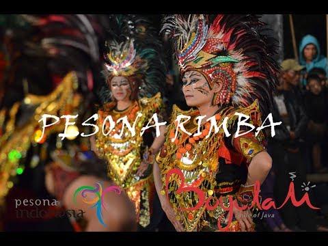 REOG BOYOLALI - Topeng ireng PESONA RIMBA ( KSB )