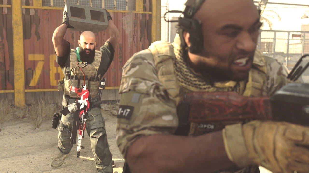 The GREATEST Moments of MODERN WARFARE - Call of Duty Modern Warfare Multiplayer 2020 #5 thumbnail