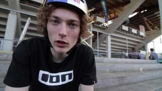 Thomas Genon @ Swatch Rocket Air Slopestyle MTB