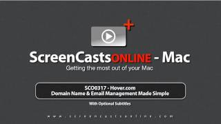 SCO0317 - Hover - Domain Name & Email Management