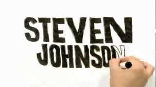 Serie Criatividade & Inovacao - De onde vem as boas ideias - Steven Johnson (dublado)
