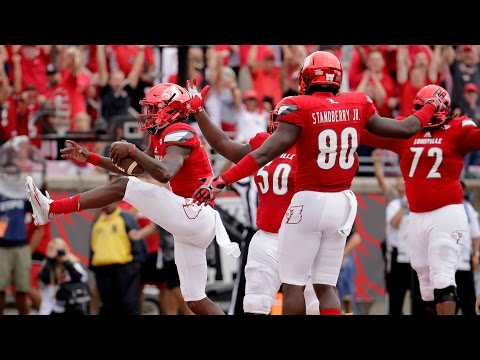 College Football Pump Up 2017-18   