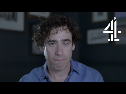 Stephen Mangan's Heartbreaking Story About Losing His Parents to Cancer  Stand Up To Cancer