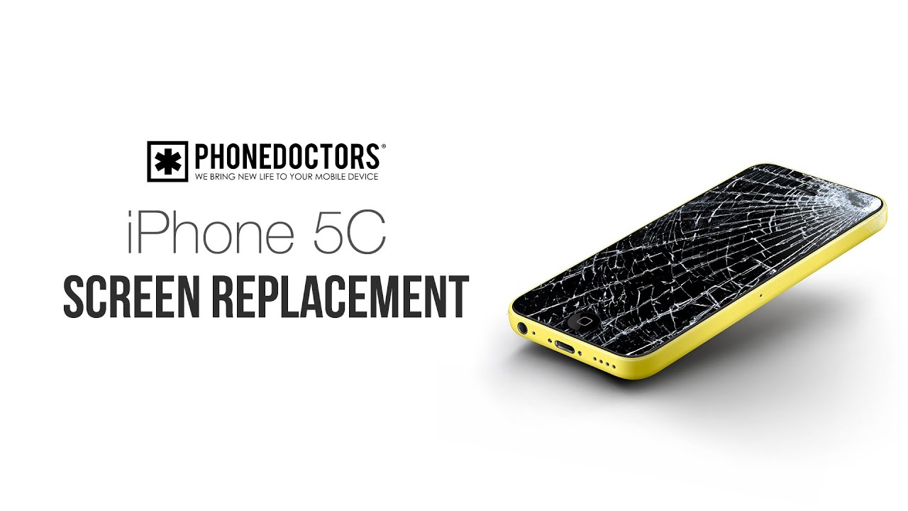 iphone 5c repair how to iphone 5c lcd digitizer screen replacement 11127