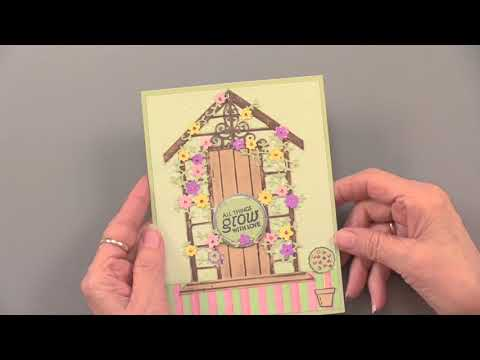 Hunkydory Spring: Design Collection Magazine - Paper Wishes Weekly Webisodes