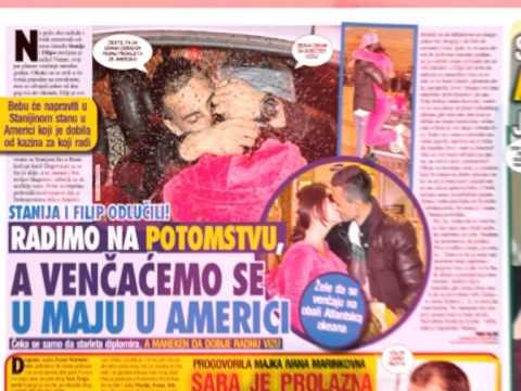 SCANDAL! 491 Najnoviji broj 21.10.. SUZANA ABORTIRALA JASAROVO DETE