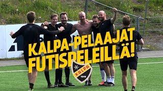 KalPa-pelaajat futispeleillä!