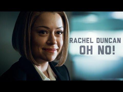 Rachel Duncan  Oh no!  Orphan Black