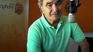 Juan Carlos Biscay en 168 Horas Radio - Parte uno